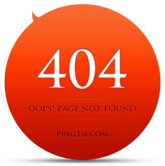 Page not found.